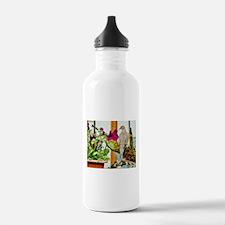 """A LOVELY MORNING"" Water Bottle"