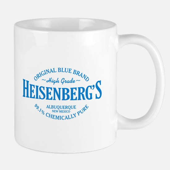 Heisenberg Brand [2 sides] Mugs