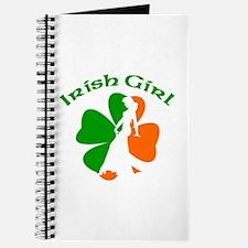 Hot Irish Girl - Irish Girl 5 Journal