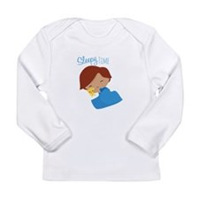 Sleepy Time Long Sleeve T-Shirt