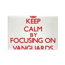 Keep Calm by focusing on Vanguards Magnets