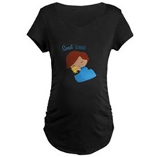 Sweet Slumber Maternity T-Shirt