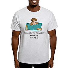 Unique Dog groomer T-Shirt