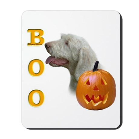 Spinone Boo Mousepad