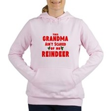 ren dr.png Women's Hooded Sweatshirt