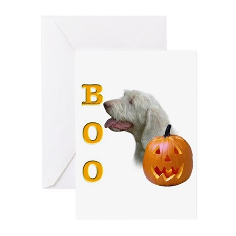 Spinone Boo Greeting Cards (Pk of 10)