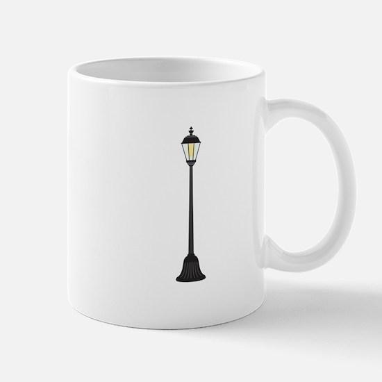 Street Lamp Mugs