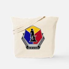 Unique Garrison Tote Bag