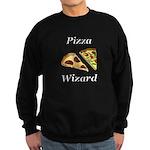 Pizza Wizard Sweatshirt (dark)