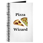 Pizza Wizard Journal