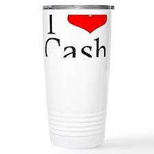 Cute Cash Travel Mug