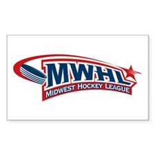 MWHL Rectangle Decal