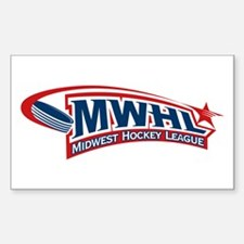 MWHL Rectangle Decal