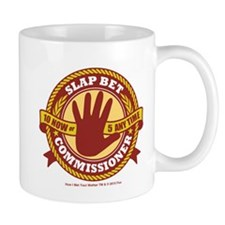 HIMYM Commissioner Mug
