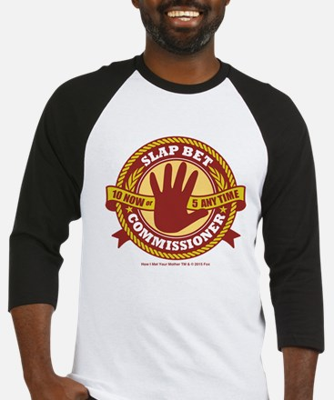 HIMYM Commissioner Baseball Jersey
