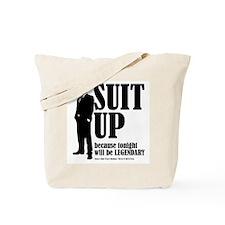 HIMYM Suit Tote Bag