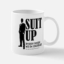 HIMYM Suit Mug