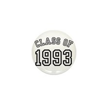 Class of 1993 Mini Button