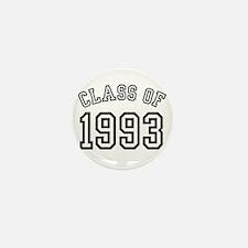 Class of 1993 Mini Button