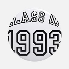 Class of 1993 Ornament (Round)