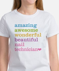 Nail Technician T-Shirt