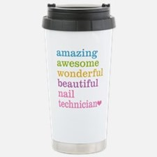 Nail Technician Travel Mug