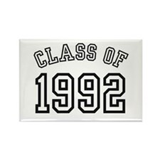 Class of 1992 Rectangle Magnet