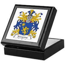 Simeone Keepsake Box