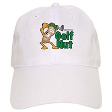 Golf Nut Baseball Cap
