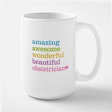 Obstetrician Large Mug