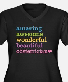 Obstetrician Plus Size T-Shirt