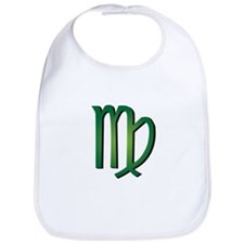 Virgo Sign Bib
