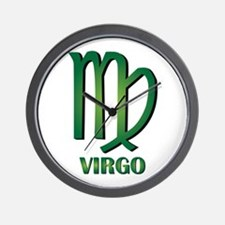 Virgo 2 Wall Clock