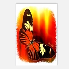Beautiful Postman Butterf Postcards (package Of 8)