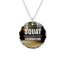 Workout Routine Necklace