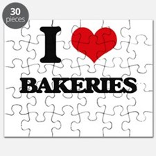 I Love Bakeries Puzzle