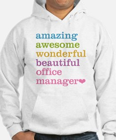 Office Manager Hoodie