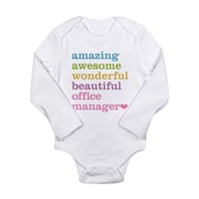 Office Manager Body Suit
