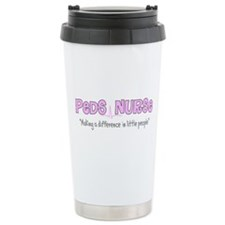 Cute Picu nurse Travel Mug