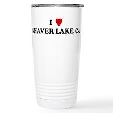 Unique Town lake Travel Mug