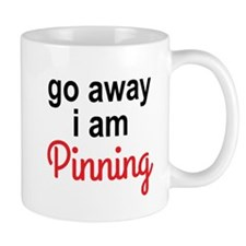 I am Pinning Mugs