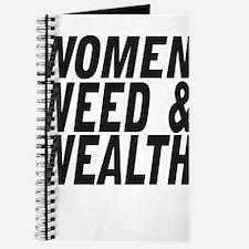 Women Weed & Wealth Journal