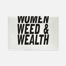 Women Weed & Wealth Magnets