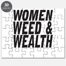 Women Weed & Wealth Puzzle