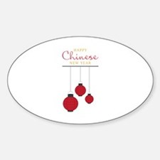 Chinese New Year Decal