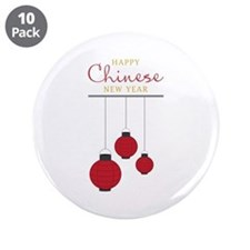 "Chinese New Year 3.5"" Button (10 pack)"