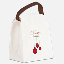 Chinese New Year Canvas Lunch Bag