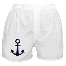 Funny Navy sailor Boxer Shorts