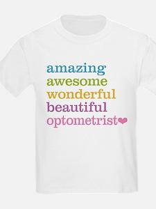 Awesome Optometrist T-Shirt