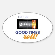 Good Times Decal